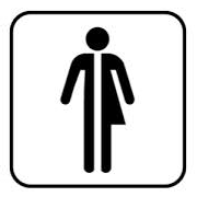 Genderneutrale toiletten