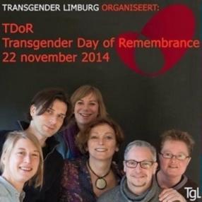 Transgendergedenkdag 2014 Maastricht