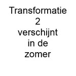 Transformatie 2021-02 is nog niet beschikbaar