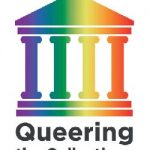 Logo Queering the collections