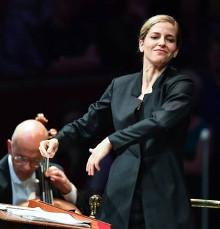 Dirigent Karina Canellakis
