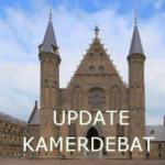 Foto Ridderzaal - tekst Update Kamerdebat