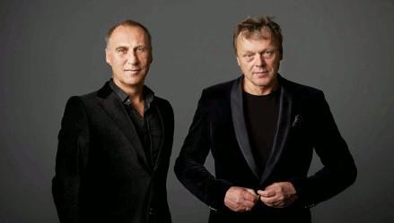 Foto Erwin Kokkelkoren en Bert Oele