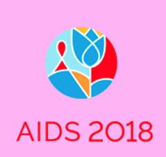 Conferentielogo AIDS 2018