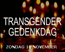 Tekst Transgender Gedenkdag