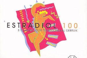 Estradiol in een feestelijke verpakking